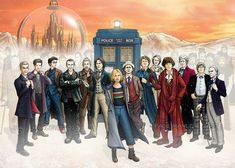 Please check out my Website So Doctor Who iis back wth over 8 million overnight viewers. For this reason I am paying tribute to Jodie Whittaker as well as a nod back to her predecessors. Dr Who, Who 13, 13th Doctor, Eleventh Doctor, David Tennant, Sherlock, Supernatural, Doctor Who Wallpaper, Doctor Who Fan Art