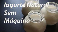60. Iogurte Natural Caseiro Sem Máquina / Iogurteira