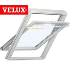 Velux 660 x 1180 White Finish GGU F06