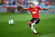 PASS MASTER Di Maria has assisted 20 league goals in 2014, more than any player in Europe's big 5 leagues #MUNHUL