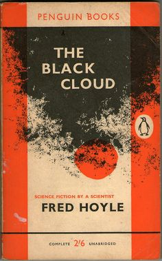 The Black Cloud / Fred Hoyle (UK 1960)