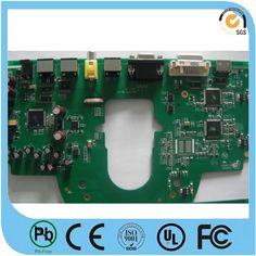 Printed Eagle Circuit Board Manufacturing. eagle circuit, eagle ...