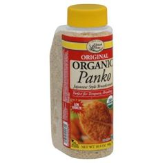 Edward and Sons Organic Panko Breadcrumbs -- 10.5 oz >>> Be sure to check out this awesome product.
