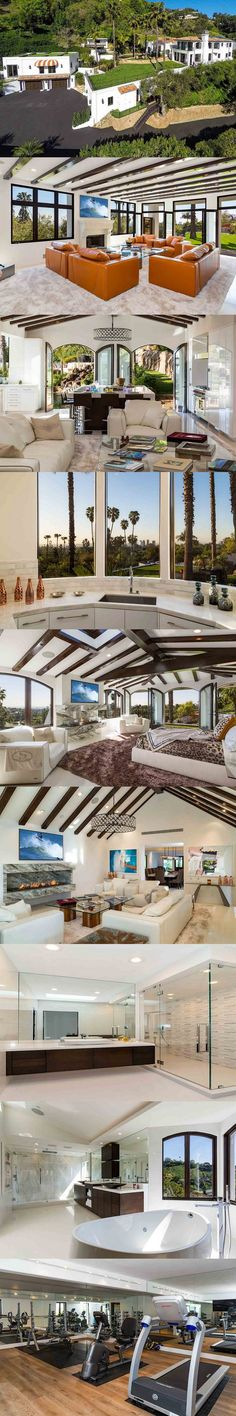 Stunning $20M Beverly Hills Dream Home Tour (60 Images)