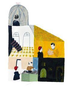 Julie Van Wezemael, Untitled