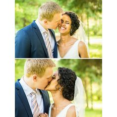 Nothing quite like post-ceremony bliss. Wedding Photo Inspiration, Tie The Knots, Bliss, Wedding Photos, Wedding Photography, Couple Photos, Couples, Instagram Posts, Marriage Pictures