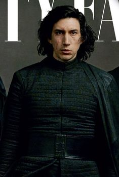 Kylo Ren - making scar's beautiful the galaxy over <<< that scar... ❤ why does he have to be so evil, yet look so good?? #StarWars #Inagalaxyfarfaraway