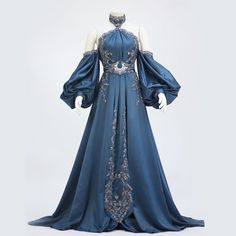 Use this for a moon goddess costume Mode Outfits, Dress Outfits, Fashion Dresses, Prom Dresses, Dress Shoes, Shoes Heels, Pretty Outfits, Pretty Dresses, Beautiful Dresses