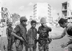 Tet Offensive, Saigon, 1968 | South Vietnamese forces escort… | Flickr