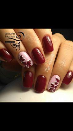 Beauty Nails – DIY nail designs # nail polish # gel nails # nail design # nail designs Cute 🍒❤️🍒 Trendy Stunning Manicure Ideas For Short Acrylic Nails Design Save MK so as not to lose … … Red autumn nails – – … Fancy Nails, Trendy Nails, Pink Nails, Hair And Nails, My Nails, Nails 2017, Burgundy Nails, Red Burgundy, Edgy Nail Art