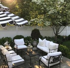 Fresh outdoor space