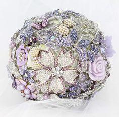 BERENGERE Brooch Bouquet