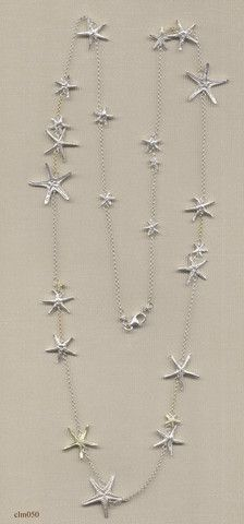 Argento Starfish Necklace – Morgana