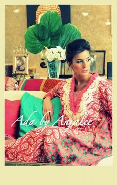 Ramadan 2012 :Ada by Anjalee collection | DustyRoses