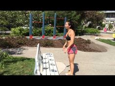 No Gym Full Body Outdoor Workout - YouTube