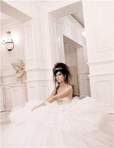 Wedding dress by Malak El Ezzawy