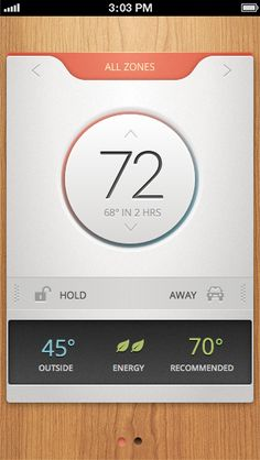 Thermostat by Sam Bible