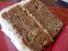 TENNESSEE HUMMINGBIRD CAKE ~ Recipe of today