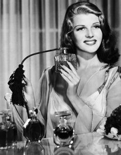 Rita Hayworth--one of the most gorgeous women ever