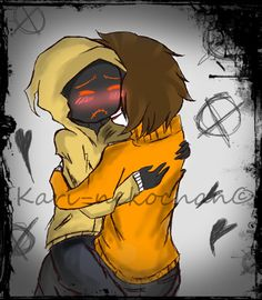AW HELL NO... DON'T YOU FUCKING DARE SHIP THIS....IM ONLY PINNING THIS BECAUSE ITS CREEPYPASTA RELATED........