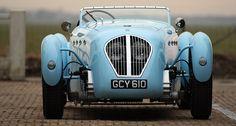 1950 Healey Silverstone