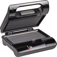 : Princess Grill Compact 23x13 cm - ✓ Upptäck Sveriges största urval Sandwich Toaster, Cooking Stone, Kitchen Grill, Cord Storage, Plate Racks, Cooking On The Grill, Black Stainless Steel, Nespresso, Compact