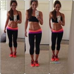 5 Day Flat Belly Challenge!! - Natalie Jill Fitness....I will get fit with Natalie Jill