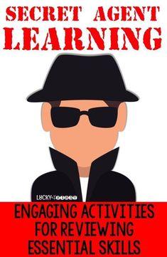 Secret Agent Learnin
