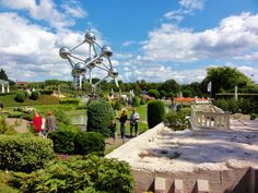 Mini Europe et Atomium , Brussels