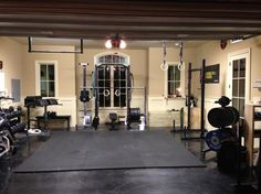 Best garage gym images rogue fitness at home gym crossfit
