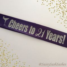 30 and Flirty Sash Banner for Birthday Can be personalised