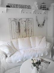 Wonen in wit