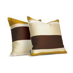 Nourish in Amber  Studio Pillow- home and garden design ideas