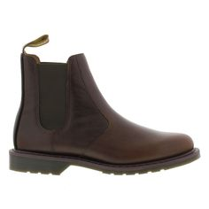 Dr Martens - Victor - Dark Brown - Mens