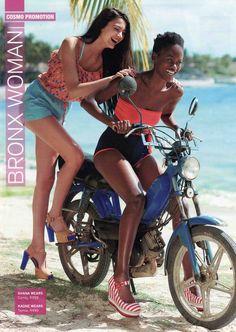 Cosmopolitan November Bronx Woman