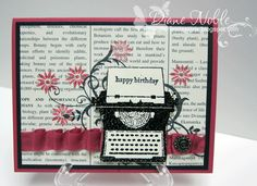 Stampin' Up! SU by Diane Noble, Diane's Designs