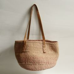 91e323f036 woven straw bag   sisal bag   southwestern woven bag   shoulder tote   jute  purse   vintage bag