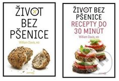 Martinus.sk > Knihy: Život bez pšenice (kolekcia) (William Davis)
