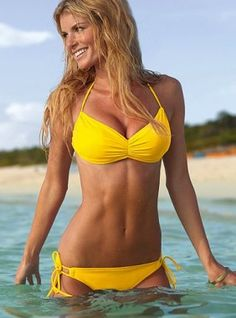 Marisa Miller - her workout tips