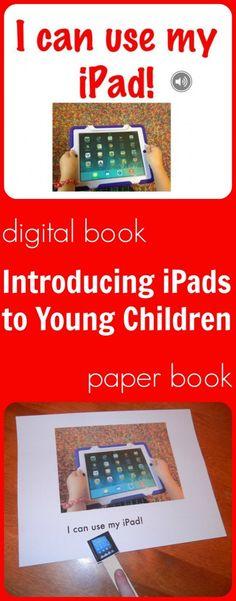 Introducing iPads to Pre-Kindergarten Students