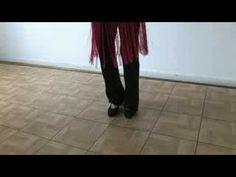Flamenco Dance Steps : Flamenco Dance Heel Beats - YouTube