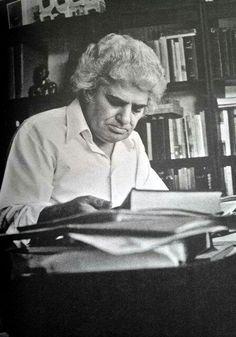 Iranian Poet, Ahmad Shamlou