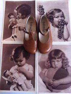 Beberlis Vintage shoes for it babies.