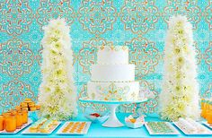 Top 5: Sweet Dessert Table Ideas For Your Party via http://weddingphotography.com.ph