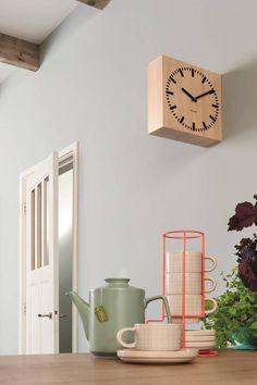 Clever Bear Hand Stitched Cloth Clock In Frame ~ Nib Professional Design Nursery Décor