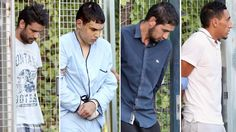 The Sagrada Familia cathedral was among the targets, a suspect tells a preliminary hearing in Madrid.