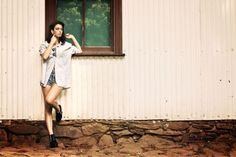 Photographer: Marlee Steyn | Blue Blood Photography Copyright: Blue Blood Photography Legs For Days, Blue Bloods, Portrait Inspiration, Natural Light, White Dress, Singer, Photoshoot, Fine Art, Photography