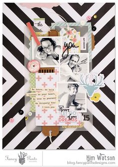 @KimWatson @Fancypantsd #fancypantsdesigns #officesuite #scrapbooking #layout @pagemaps