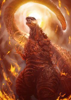 Godzilla.........