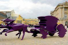Chefs-d'oeuvre des jardins de Versailles